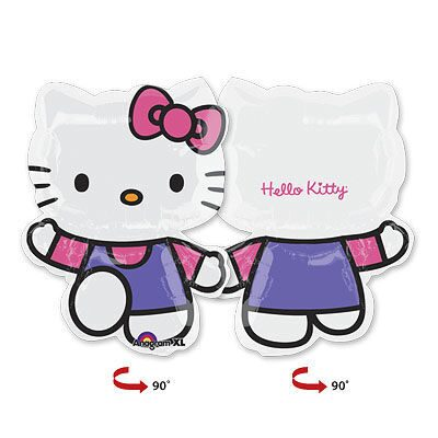 Шар-фигура Hello Kitty
